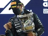 Hamilton survives Verstappen duel to win F1 2021 thriller