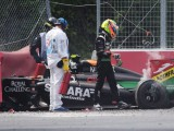 Perez's grid penalty appeal fails
