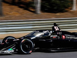 Grosjean completes first IndyCar test