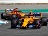 German GP: Qualifying team notes - McLaren