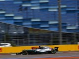 Friday Pacesetter Hamilton Hopeful of Continuing Good Start to Sochi Weekend into Saturday