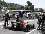 Honda makes Alonso's Belgian GP F1 engine available for Monza