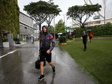 Singapore downpour raises F1 drivers' wet night race concerns