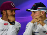 Lewis: Zero problems with Bottas