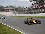 F1 races still won't be flat out despite low-deg tyres - Hulkenberg