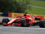 "Vettel ""Not Satisfied"" Despite Championship Lead"