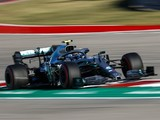 US Grand Prix: Bottas beats Vettel to pole at Austin