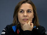 Williams admits saying goodbye 'felt horrible'