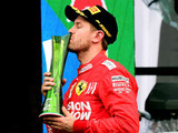 Vettel critical of Mexico trophy and 'selfie guy'