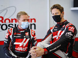 Haas leaves door open for Grosjean, Magnussen return