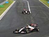 Haas hit with double penalty for formation lap Hungarian GP guidance