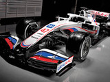 Haas reveals new title sponsor and livery