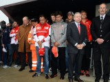 Canadian marshals to wear black bands in tribute