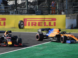 Horner respects Norris for not complaining about Albon pass
