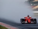 Raikkonen tops wet/dry final morning