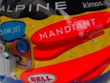 Alonso to auction US GP helmet in aid of volcano victims
