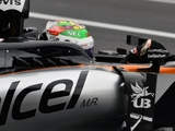 Perez optimistic of gains after Q2 exit