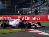 Perez: F1 will get used to Halo 'after three or four races'
