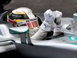 Winless run strengthened Lewis Hamilton's relationship with Mercedes