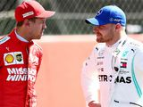 Bottas: 'No stress' about Vettel links