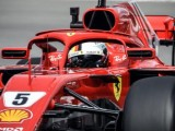 Russian GP: Sebastian Vettel fastest in first practice