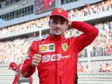 Leclerc: Keeping same approach key to run of F1 poles