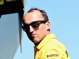 'Another productive day' for Kubica