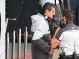 Guenther Steiner reveals Haas lost power during British GP