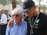 "Exclusive: Ecclestone ""absolutely sure"" he will clear the air with Hamilton"