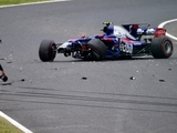 Sainz Jr. caught by surprise in FP1 shunt