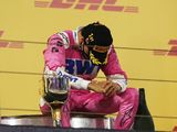 Sergio Perez says first F1 win feels like a dream