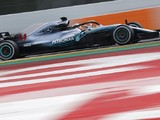 F1 testing: Hamilton tops final day of first test on medium tyres