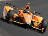 McLaren to hold IndyCar talks in Detroit