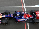 Toro Rosso satisfied with points after difficult race