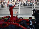 Russian GP: Leclerc beats Hamilton to seal fourth straight F1 pole