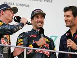 Max Verstappen too 'flaky' during GP build-up claims Mark Webber