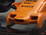 Upgrades galore but not for McLaren's nose