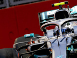 FP1: Bottas edges the Ferraris in first practice