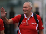 "John Booth: ""It is great to be back in Abu Dhabi"""