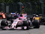 Ocon frustrated at missing potential Canada podium