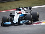 Kubica: 'Good sign' that Williams F1 car feels different in China
