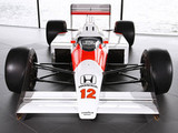 McLaren looking to mortgage historic collection?