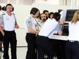 """McLaren: No plan to """"ease off on the gas"""""""