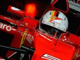 Vettel: 'I was s***ing myself in the last few laps'