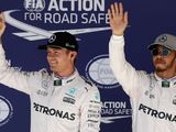No change in mindset from second on the grid, says Nico Rosberg