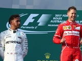 Vettel, Hamilton relishing 'hard slog' battle in 2017