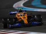 "Norris: Small gap to Abu Dhabi F1 pole ""took me by surprise"""