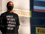 Hamilton could face action over Breonna Taylor T-shirt