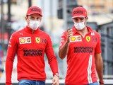 Leclerc has 'different' rapport with Sainz to Vettel