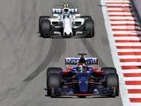 Kvyat twelfth but remains positive heading out of Russia
